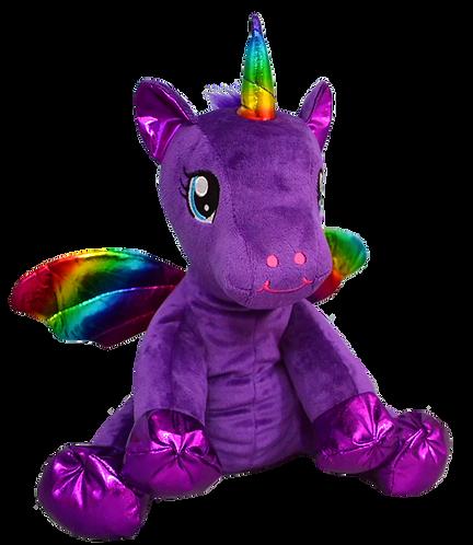 Luna the Purple Winged Unicorn (16-inch)