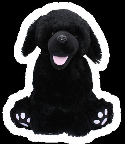 Shadow the Black Labrador (16-inch)