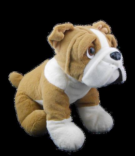 Buddy the Bulldog (16-inch)