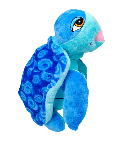Swirls the Blue Turtle