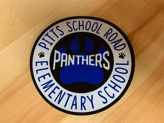 PSRES Panther Magnet
