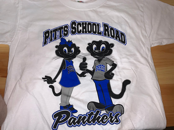 Panthers Boosterthon T-Shirt