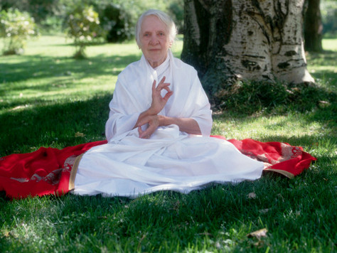 Indra Devi Workshop in Miami and NYC