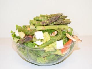 Beneficios de comer ensalada