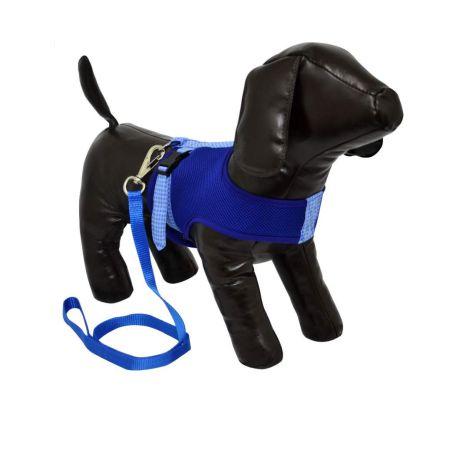 Colete Aerado c / Guia para Cães Peq.
