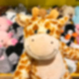 Cute Giraffe Cuddly Toy