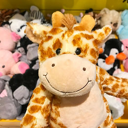 Cute Giraffe Cuddly Toy