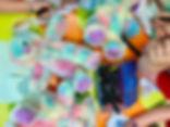 Rainbows Brownies Bears