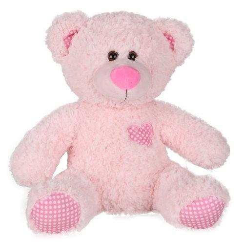 Super Soft Pink Baby Bear