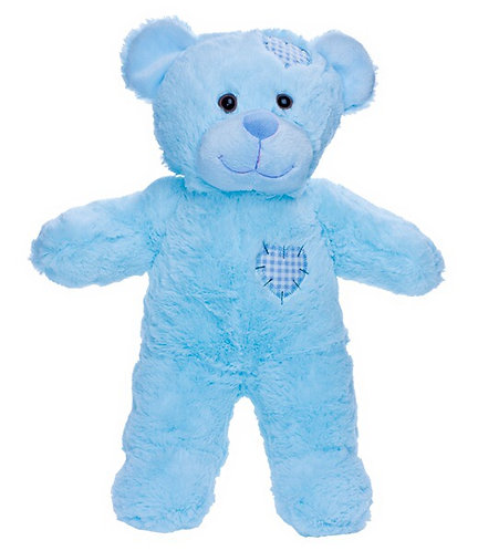 Blue Patch Bear