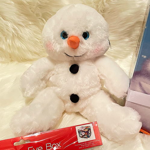 Snowman Christmas Eve Box