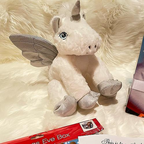 Icicle Unicorn Christmas Eve Box