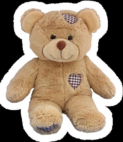 Brown Patch Bear