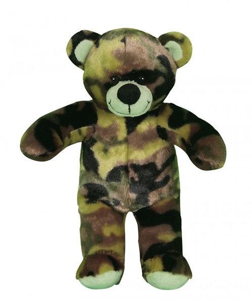 Army Camo Bear