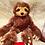 Thumbnail: Sloth Christmas Eve Box
