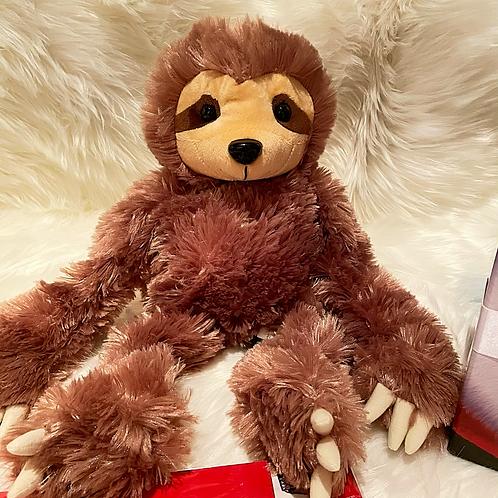 Sloth Christmas Eve Box