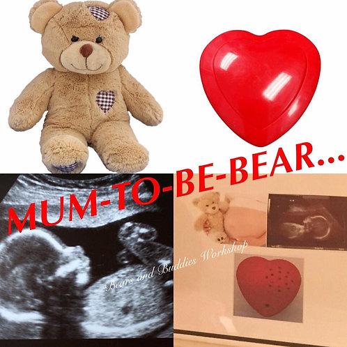 Mum-To-Be-Bear