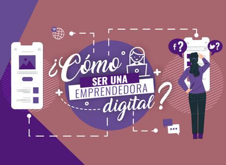 ¿Cómo ser emprendedora digital?