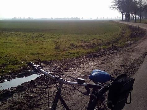 Ken jij het verband tussen een gewone fiets, elektrische fiets en Bachbloesems?  (en nee, het is gee