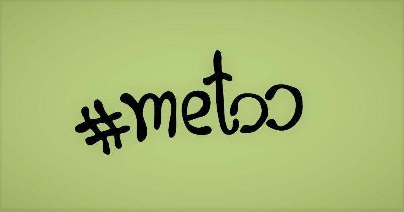Image of #Me Too hashtag