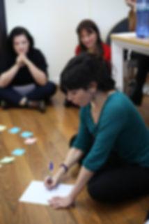 Une photo d'un atelier ALG