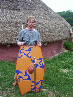 Iron Age Warrior