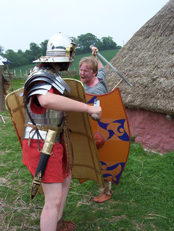 Celt V Roman