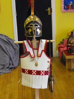 Greek Armour