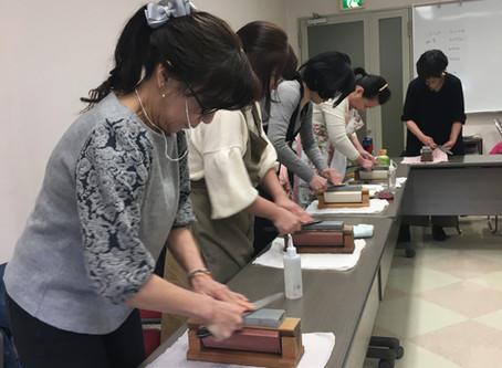 藤田名人の包丁研ぎ講座