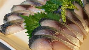 魚のおかず「しめ鯖」