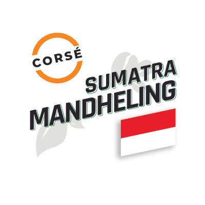 SUMATRA MANDHELING Torréfaction Mi-Noire