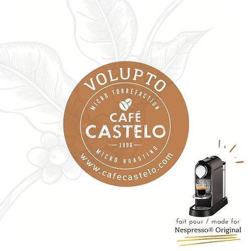 VOLUPTO - Capsules compatibles avec Nespresso® Original