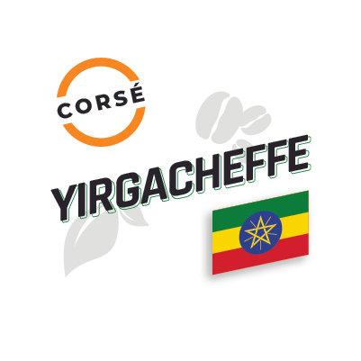 YIRGACHEFFE Torréfaction Noire