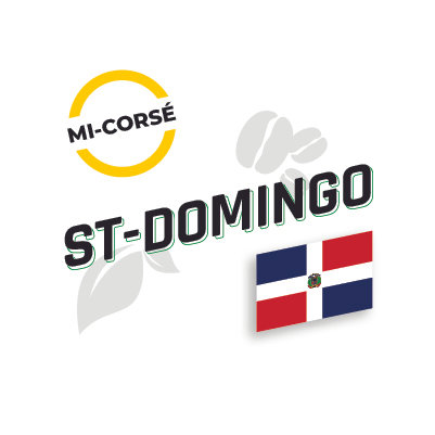 ST-DOMINGO, ÉQUITABLE, Torréfaction Brune Foncée
