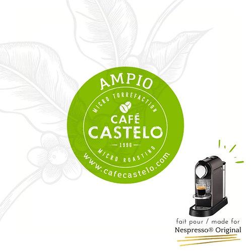 AMPIO - Capsules compatibles avec Nespresso® Original