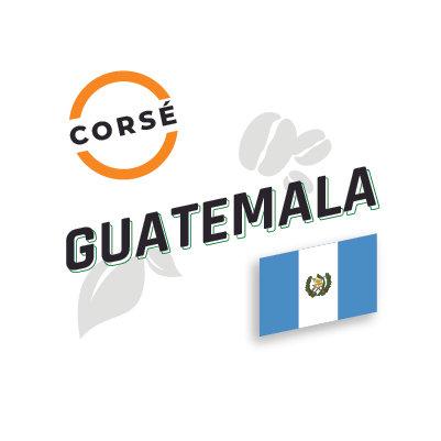 GUATEMALA, BIO, Torréfaction Noire