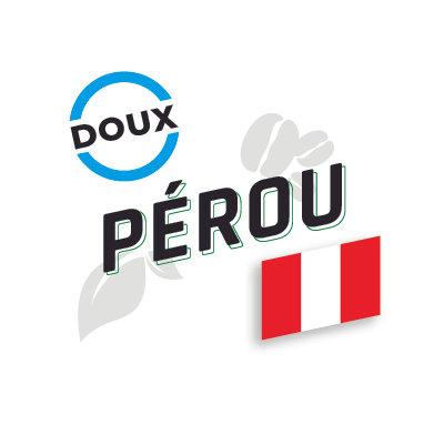 PÉROU, BIO & ÉQUITABLE, Torréfaction Brune