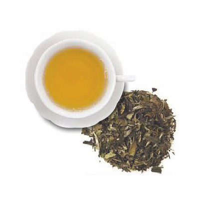 Pêches et abricots (thé blanc)