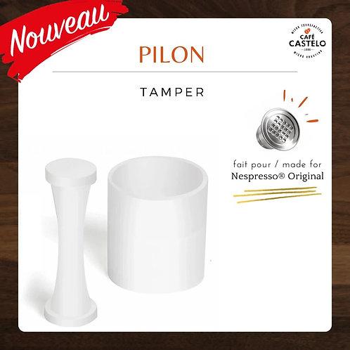 Pilon & station de remplissage - Nespresso® Original