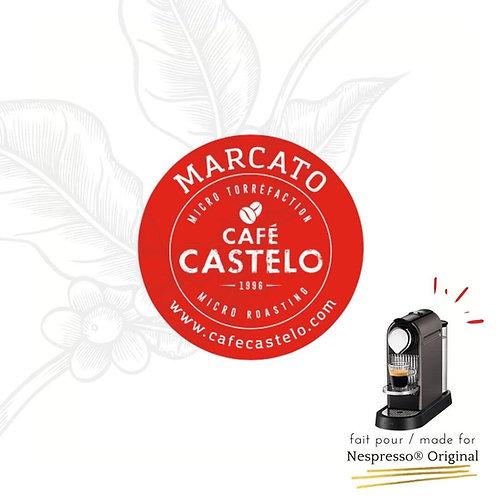 MARCATO - Capsules compatibles avec Nespresso® Original