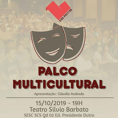 INGRESSO VII PALCO MULTICULTURAL