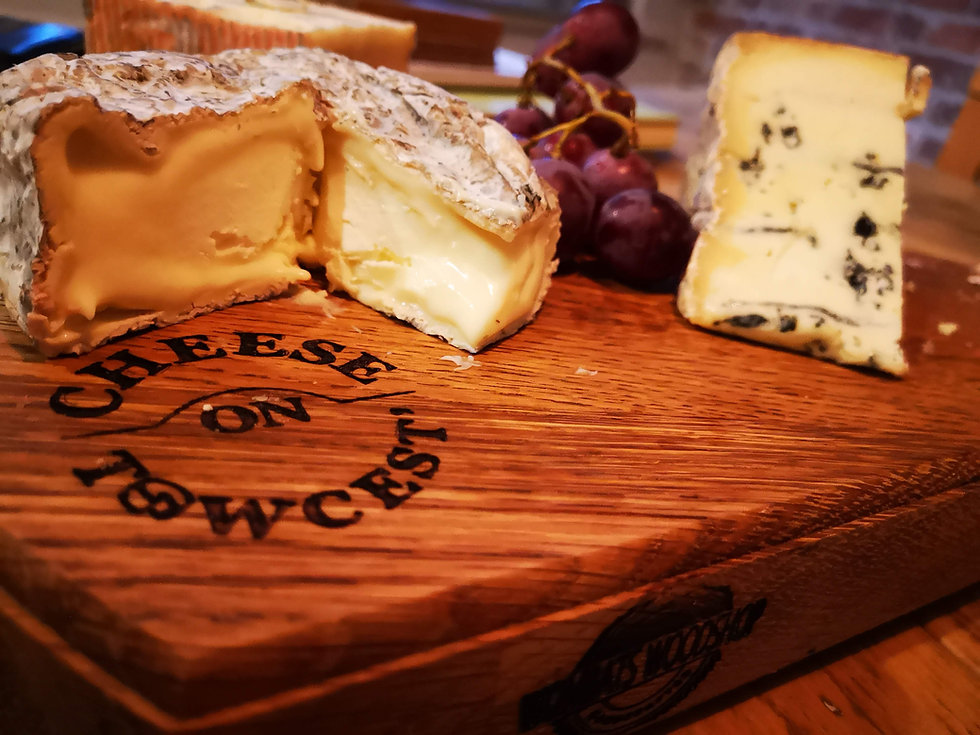Cheese on Towcest' Northamptonshire