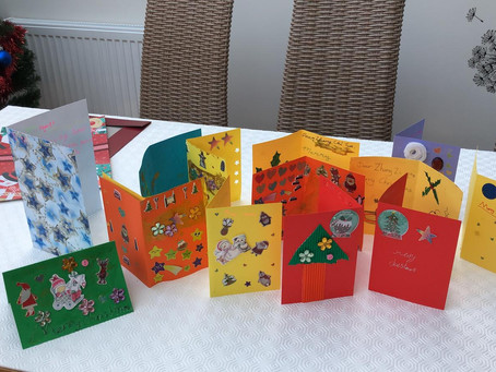 Our Christmas PenBuddies Session!