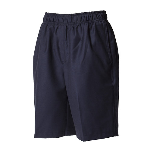 Navy 4SS Adults Shorts