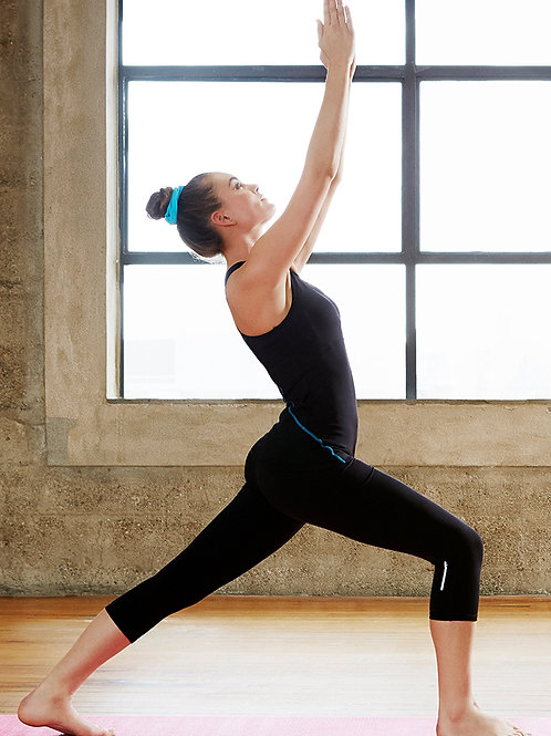 Three quarter Flex stretch leggings