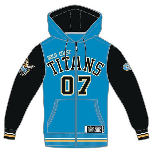 Titans Zip-up Hoodie