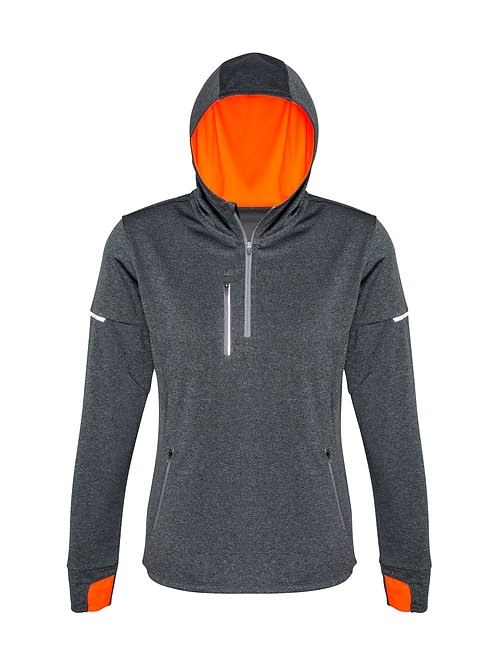 SW635 Mens Pace Athletic Warm up Hoodie
