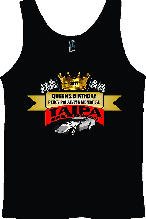 Taipa Speedway Official 2017 singlet