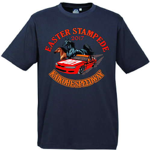 Kaikohe Easter Stampede official tee