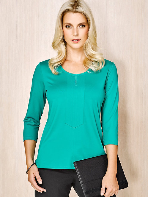 Dynasty knit top plus sizes